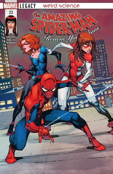 Amazing Spider-Man - Renew Your Vows #23