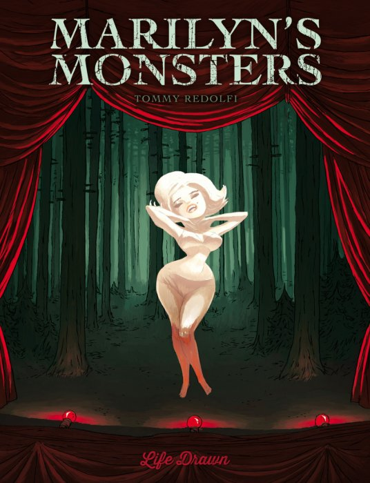 Marilyn's Monsters #1 - GN
