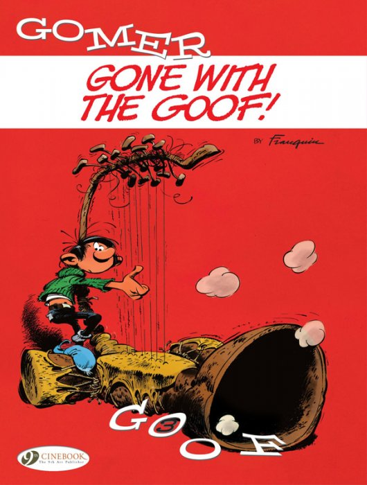 Gomer Goof Vol.3 - Gone with the Goof
