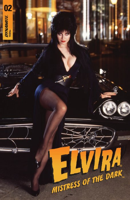 Elvira - Mistress of the Dark #2