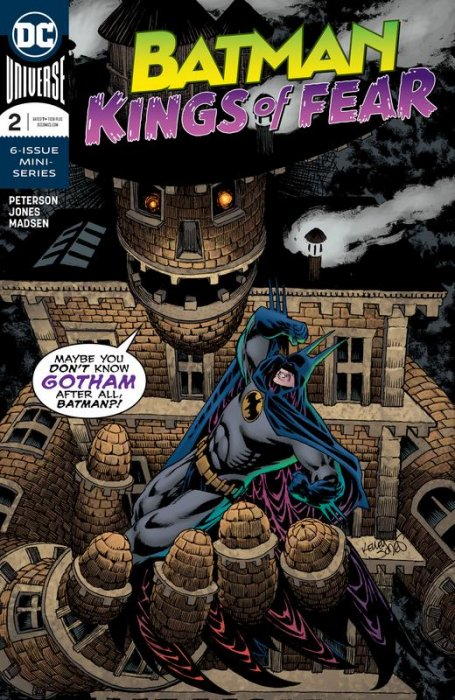 Batman - Kings of Fear #2