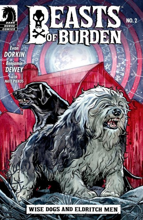 Beasts of Burden - Wise Dogs and Eldritch Men #2