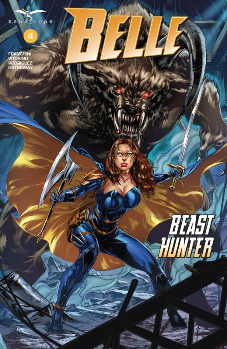 Belle - Beast Hunter #4