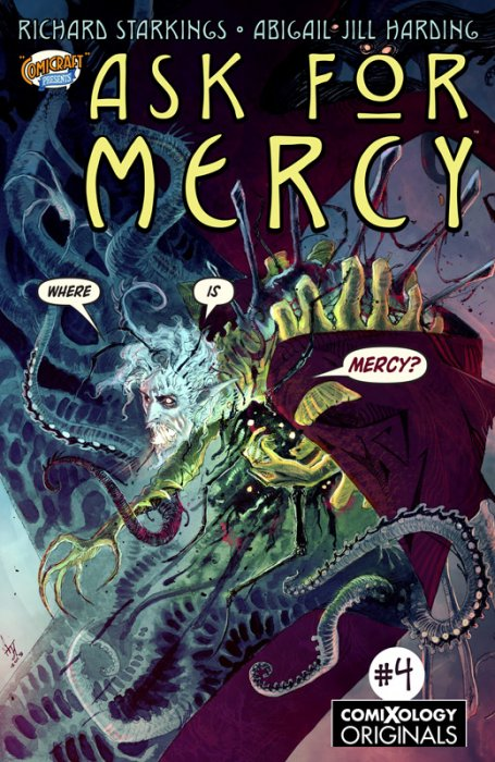Ask for Mercy - The Key to Forever #4