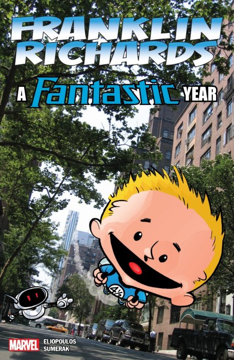 Franklin Richards - A Fantastic Year #1