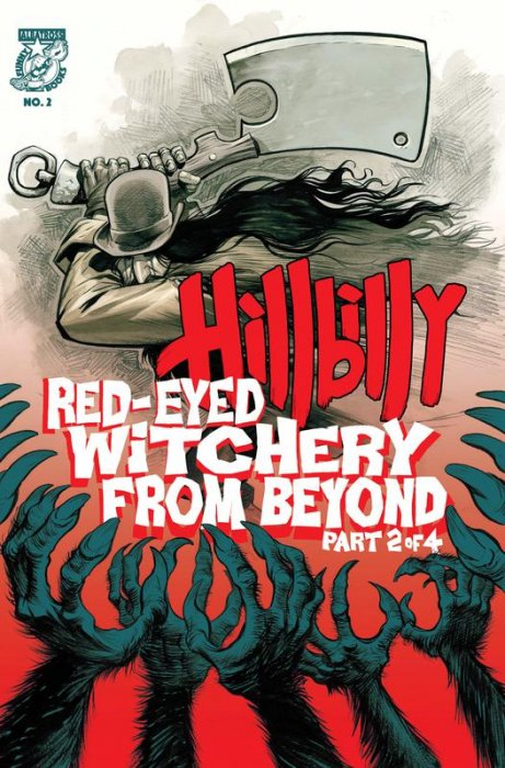 Hillbilly - Red-Eyed Witchery from Beyond #2