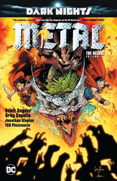 Dark Nights - Metal - The Deluxe Edition #1 - HC