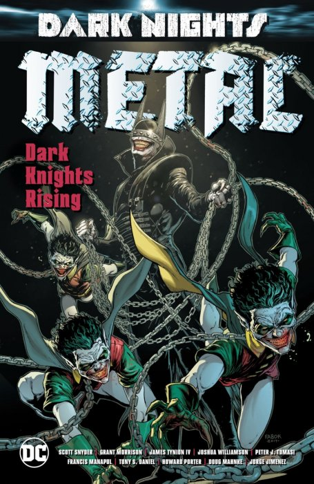 Dark Nights - Metal - Dark Knights Rising #1 - HC