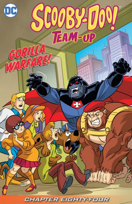 Scooby-Doo Team-Up #84