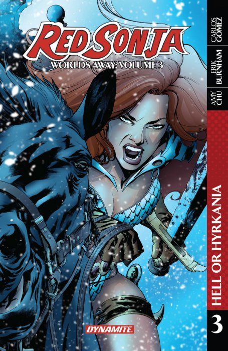 Red Sonja - Worlds Away Vol.3 - Hell or Hyrkania