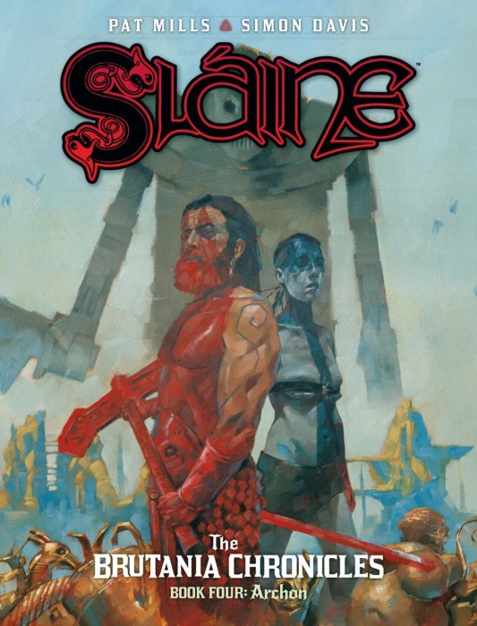 Slaine - The Brutania Chronicles - Book 4
