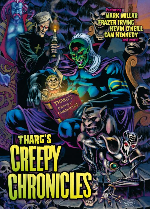 Thargs Creepy Chronicles #1 - GN