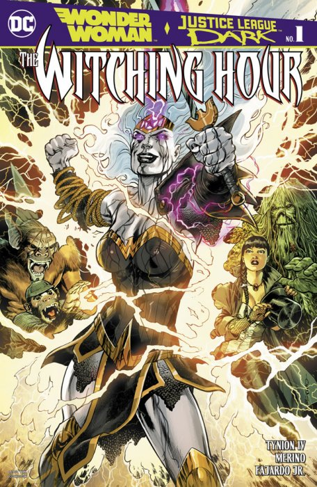 Wonder Woman and Justice League Dark - Witching Hour #1