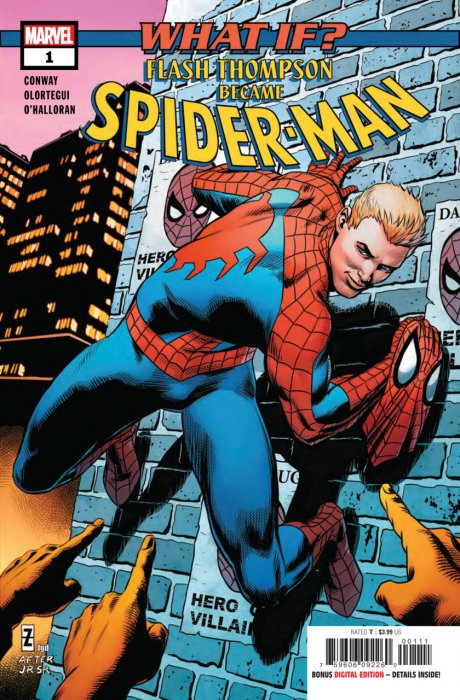 What If? - Flash Thompson Became Spider-Man #1