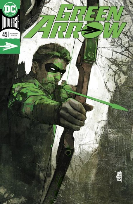 Green Arrow #45