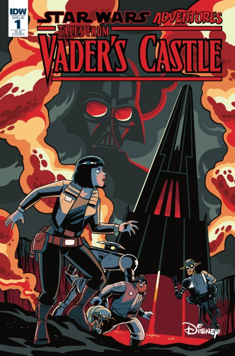 Star Wars Adventures - Tales From Vader's Castle #1