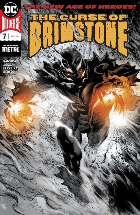 The Curse of Brimstone #7
