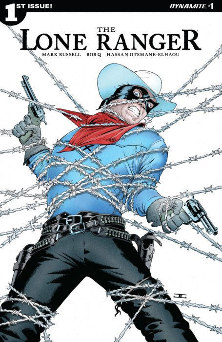 The Lone Ranger #1