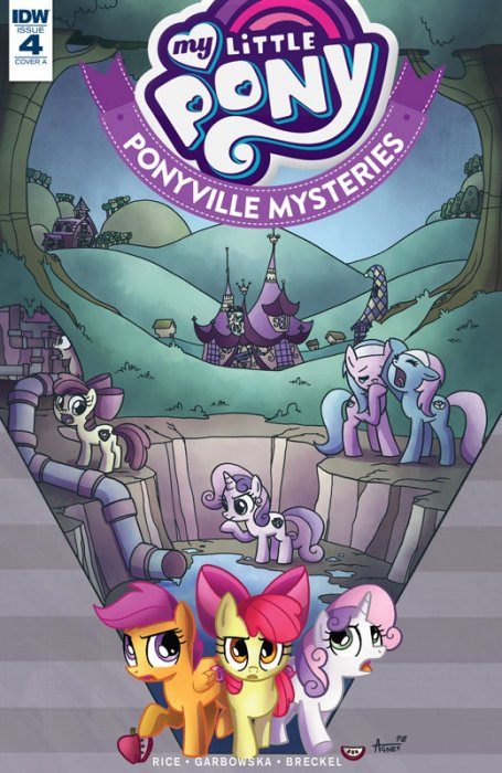 My Little Pony - Ponyville Mysteries #4