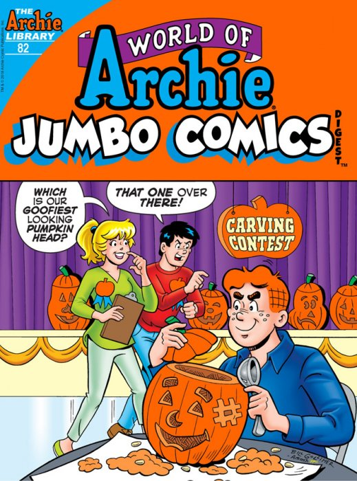 World of Archie Comics Double Digest #82