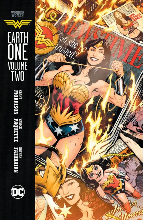 Wonder Woman - Earth One Vol.2
