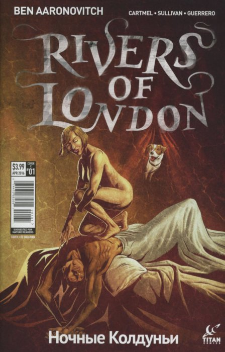 Rivers of London - Night Witch #1-5 Complete