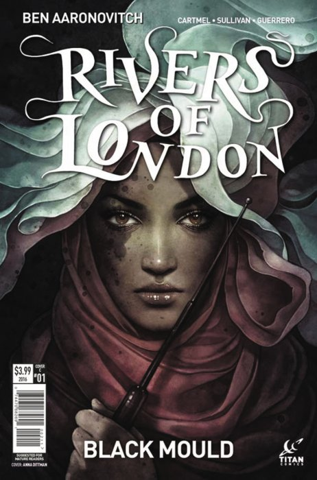 Rivers of London - Black Mould #1-5 Complete