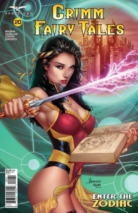 Grimm Fairy Tales Vol.2 #20