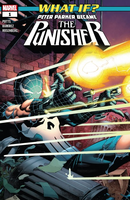 What If? - Peter Parker Became the Punisher #1