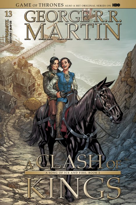 George R.R. Martin's A Clash of Kings #13
