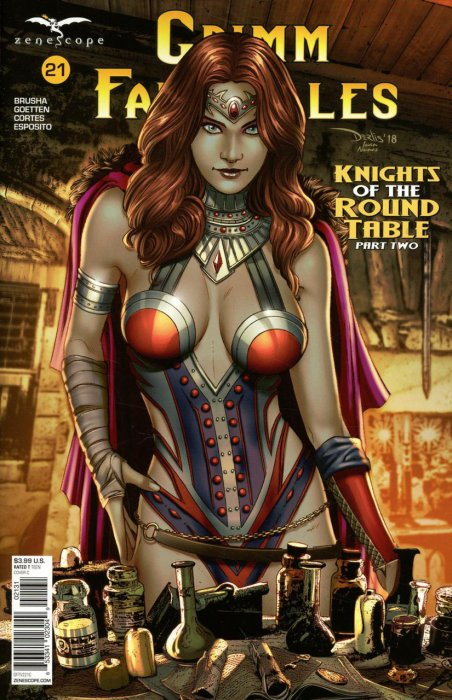 Grimm Fairy Tales Vol.2 #21