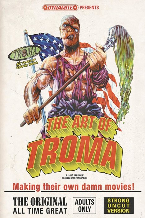 The Art of Troma #1 - HC