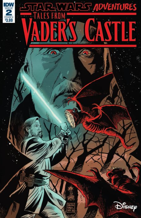 Star Wars Adventures - Tales From Vader's Castle #2