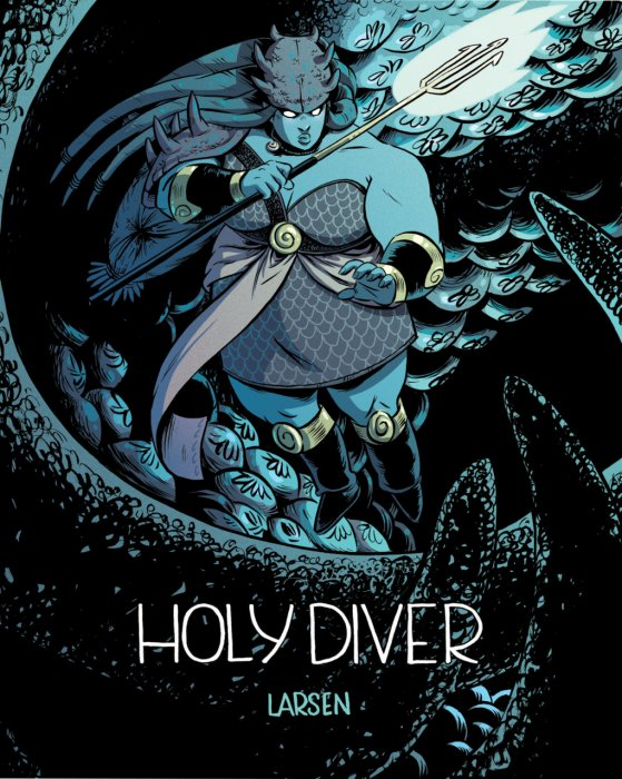 Holy Diver #1