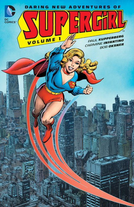 Daring New Adventures of Supergirl Vol.1