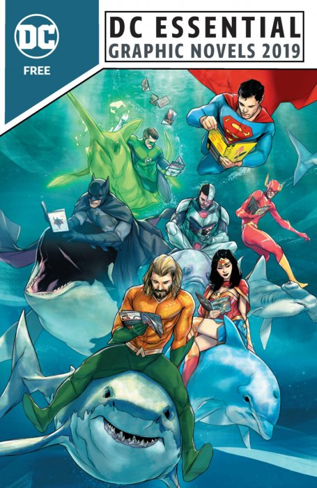 DC Essential Graphic Novels 2019 #1