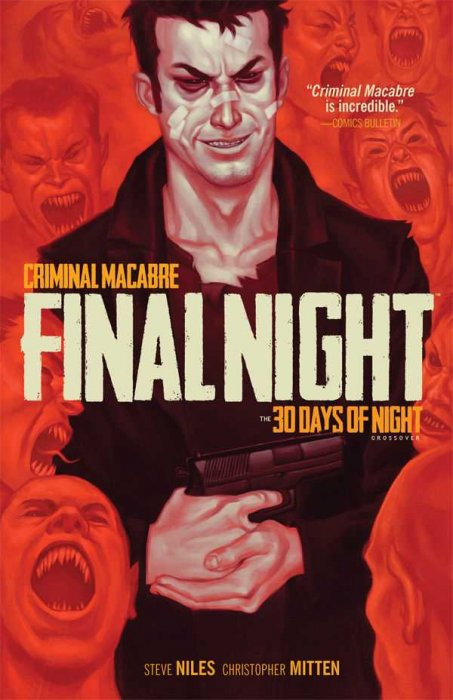 Criminal Macabre - Final Night - The 30 Days of Night Crossover #1 - TPB
