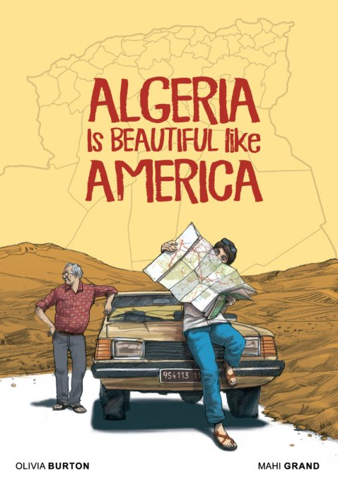 Algeria Is Beautiful like America #1 - GN