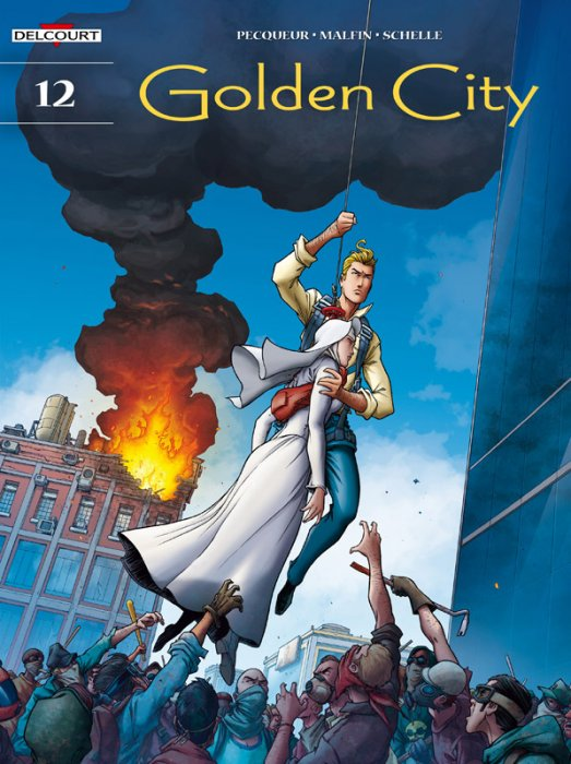 Golden City #12 - Urban Guerrilla