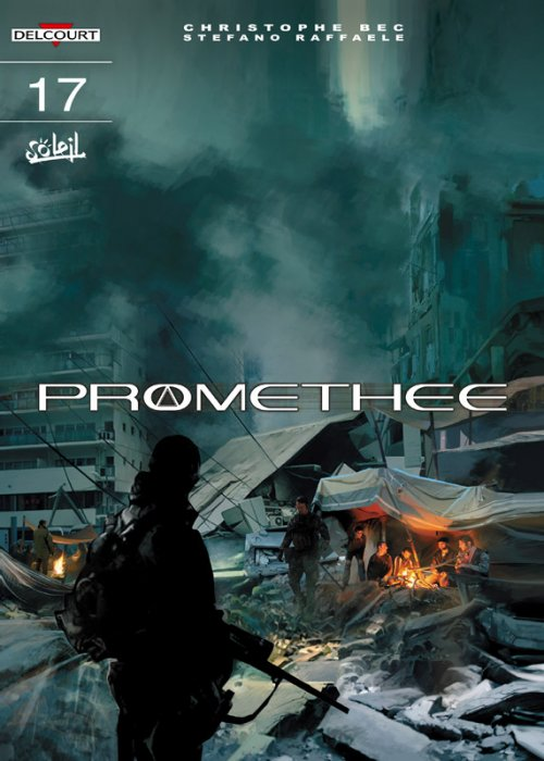Promethee #17 - The Spartan