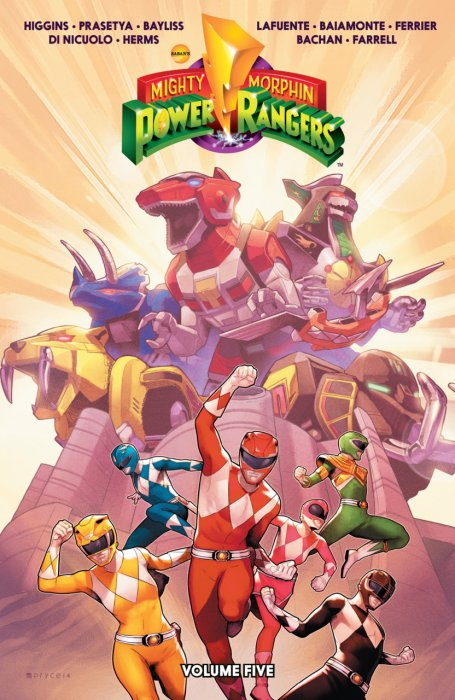 Mighty Morphin Power Rangers Vol.5