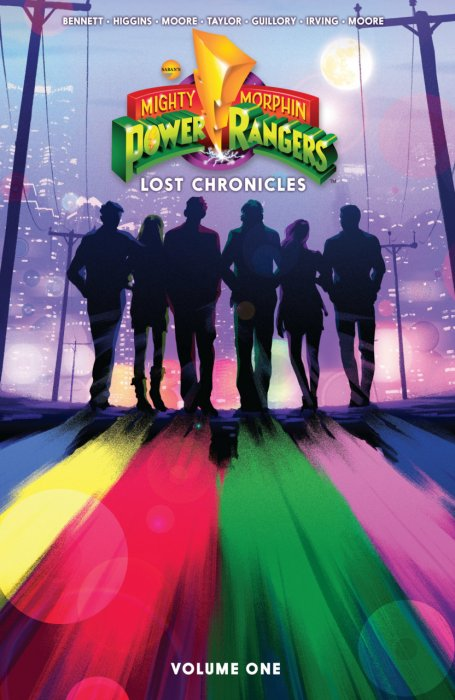 Mighty Morphin Power Rangers - Lost Chronicles Vol.1