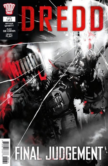 Dredd - Final Judgment #1
