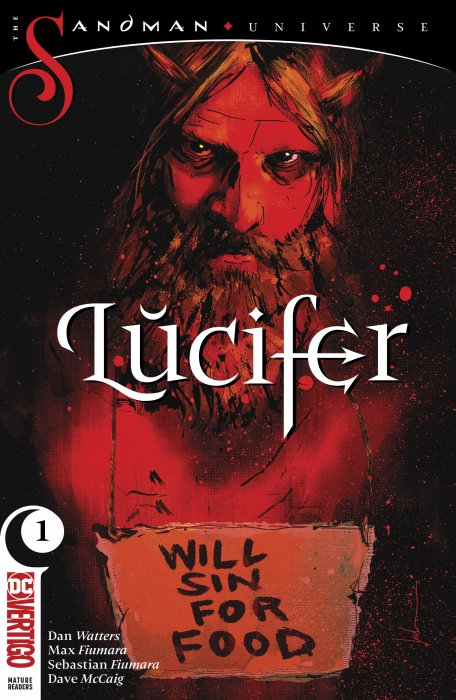 Lucifer Vol.3 #1