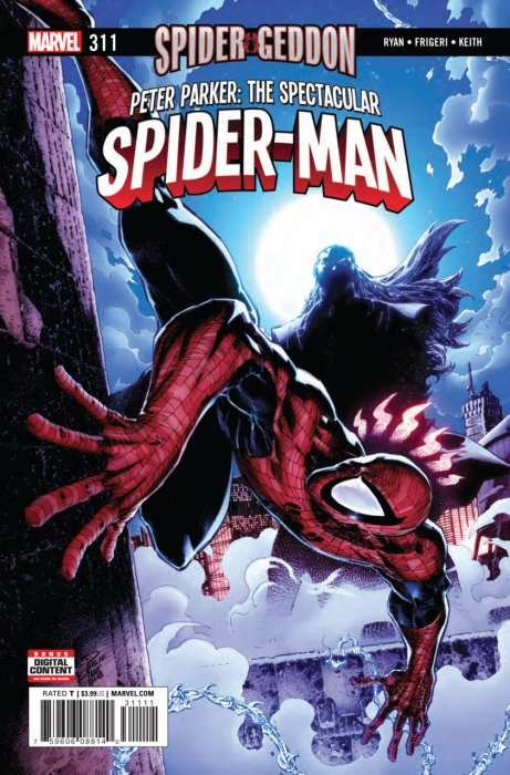 Peter Parker - The Spectacular Spider-Man #311