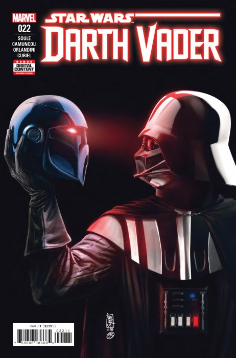 Star Wars - Darth Vader #22