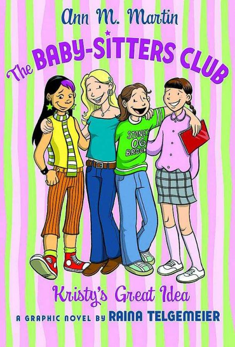 Baby-Sitters Club #1-5 Complete