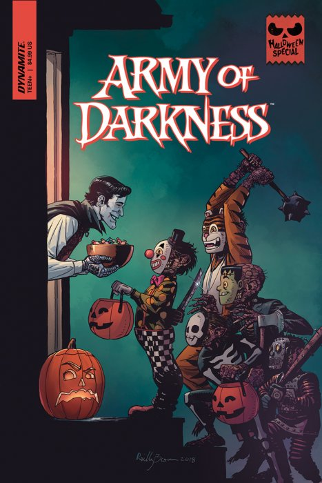 The Army of Darkness Halloween Special #1