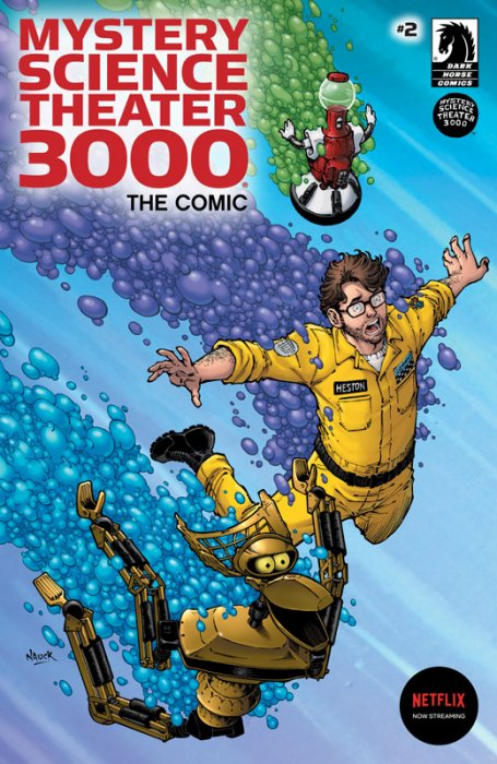 Mystery Science Theater 3000 The Comics Ashcan Edition #2