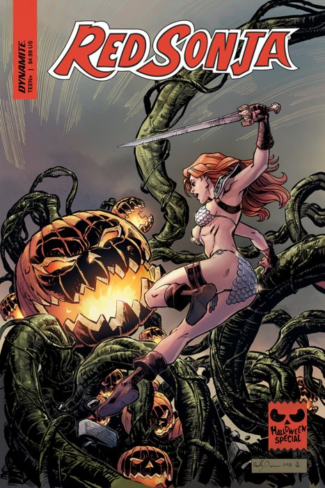Red Sonja - Halloween Special #1